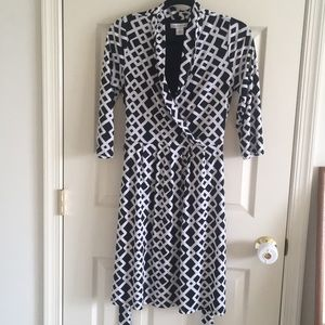Dresses & Skirts - Liz Claiborne wrap dress